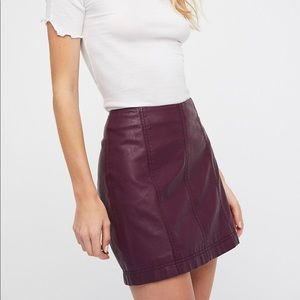 Free People Vegan Mini